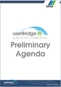 userBridge.15 - Agenda Cover